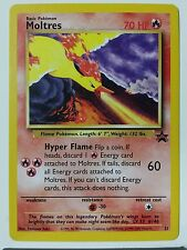 Moltres # 21 - VLP - RARE Black Star Promo Pokemon Card - $1 Flat Shipping
