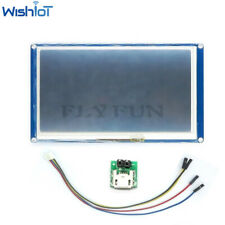 35 Nextion Nx4832t035 Lcd Display Module Resistive Touch Screen Raspberry Pi