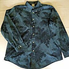 WOW!!! Genuine BROOKS BROTHERS USA Hibiscus Supima Polo Button Down Shirt! XL