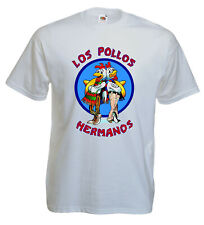 T-shirt Los Pollos Hermanos,  S/M/L/XL, NEUF, NEW