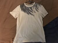 Armani Exchange Eagle Double Sided Slim T Shirt S (Perfect Condition)