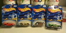 Hot Wheels 1ST Editions DODGE VIPER GTSR, DOUBLE VISION, ROAD ROCKET 33 ROADSTER