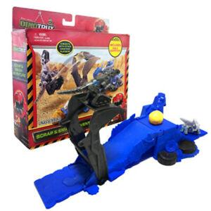 Mattel Dinotrux Scrap & Smash Adventure includes Ace & Scraptor Dreamworks Toy
