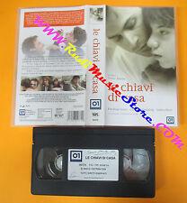 VHS film LE CHIAVI DI CASA 2005 Kim Rossi Stewart Amelio 01 00374 (F116) no dvd