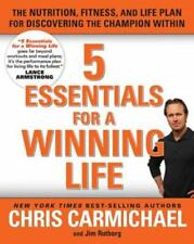5 Essentials for a Winning Life: The Nutrition, Fitness, and Life Plan for Disco