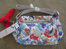 NWT KIPLING AC7247 608 Sabian WHMSYFLRED Crossbody Mini Shoulder Bag