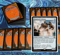 mtg BLUE ARTIFACT PIONEER DECK Magic the Gathering rares metalwork colossus