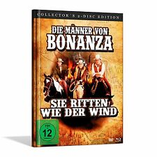 Die Männer von Bonanza - Collectors Edition Blu-ray Disc + DVD NEU + OVP!