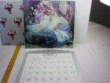 Miss Piggy 1980 calendar in envelope The Muppets