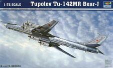 Trumpeter 01609 - 1:72 Tupolev Tu-142 Mr Bear-J - Neuf