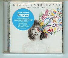 GRACE VANDERWAAL - Perfectly Imperfect - CD / EP NEW Sealed America's Got Talent