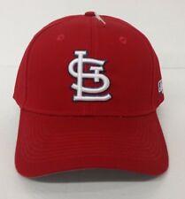 St. Louis Cardinals Red Adjustable Strap One Size Men's Hat