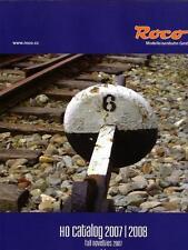 Roco 2007 - 2008 Catalogue