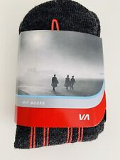Virgin Atlantic Air Socks Grey New