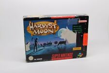 HARVEST MOON SUPER NINTENDO SNES PAL