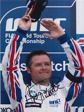 Andy Priaulx Hand Signed 8x6 Photo BMW Touring Cars.
