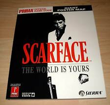 Scarface - The World is Yours - Prima Official Game Guide ( Lösungsbuch )