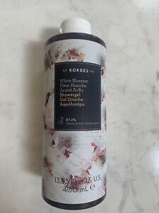 Korres White Blossom Shower Gel 13.5 fl. oz.