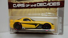 Hot Wheels '06 DODGE VIPER Yellow 2006 CARS of the DECADES The '00s