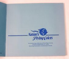 1978 Complete Set First Day Covers Australia Nature's Flying Colors