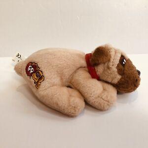 Pound Puppies Small Soft Toy Plush Puppy Dog 2004