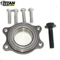 For Audi A4 A5 A6 A7 Q5 Front ABS Hub Wheel Bearing Kit OE 8K0598625