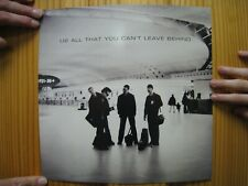U2 Poster All That You Can't Leave Behind Band Shot