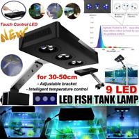 Saltwater Aquarium Light Marine Fish Tank SPS LPS Coral Reef Growing LED Lamp