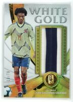 2019-20 JUAN GUILLERMO CUADRADO 13/79 PATCH PANINI GOLD STANDARD WHITE GOLD