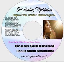 Self Healing - Improve Your Health Imune System  Ocean Subliminal CD- Sprudio
