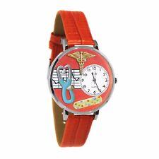 Whimsical Watches Unisex US0620053 Nurse 2 Analog Display Japanese Quartz Red Wa