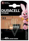 Duracell Fotobatterie 123 CR123 CR17345 3V, 1er Pack