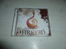 FIREYED - Fireyed - Italy 5-track CD album (Insert signed)