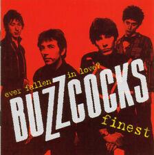 BUZZCOCKS = ever fallen in love / finest = CD = PUNK ROCK !!