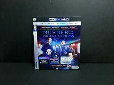 Murder On The Orient Express 4K UHD Blu-ray Slipcover ONLY. OOP. No Discs Case