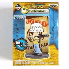 FU ONE PIECE Ichiban Kuji Card Stand Figure Marine Ford Trafalgar Law Banpresto
