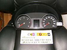 tacho kombiinstrument mercedes sprinter 9069003600 vw crafter 2e0920845r cluster