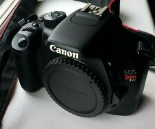 Canon 550d t2i in really good conditions and low shutter count + accessories