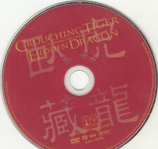 Crouching Tiger, Hidden Dragon (Dvd, 2001, Special Edition) Disc Only