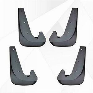 4× Car Mud Flaps Splash Guards for Front or Rear Auto Accessories Universal