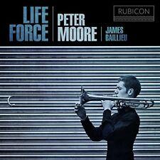 Peter Moore - Peter Moore/James Baillieu: Life Force [CD]