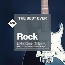 The Best Ever: Rock - Various Artists (NEW 2CD)
