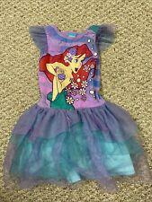 Girls Disney Medium Ariel Dress Under The Sea