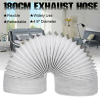 """Universal Portable Air Conditioner Exhaust Hose Tube - 5 inch Width, Extra 71"""""""