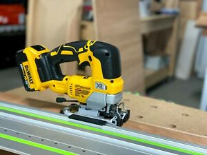 Dewalt Jig Saw Adapter for Festool Track Saw Guide Rails 20v XR DCS334B DCS335B