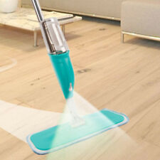 Floor Spray Mop Cleaner Water Spraying Tiles Kitchen Cleaning Microfibre Dust