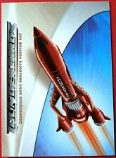 THUNDERBIRDS - Memorabilia 2004 Exclusive PREVIEW Card - TMP3 - Cards Inc 2004
