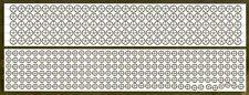 Tom's Model 213 x 1/48 Modern US Carrier Deck Tie Downs Cross & Star Pattern