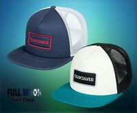New Quiksilver Startles Mens Trucker Snapback Cap Hat
