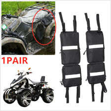 American Trails ATV Fender Bag Black Accessory Pack Luggage Storage Cargo